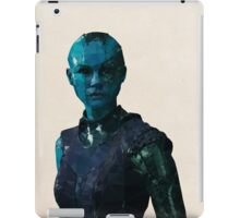 Nebula from Guardians of the Galaxy iPad Case/Skin