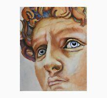 Michelangelo's David...in Color (Florence) Unisex T-Shirt