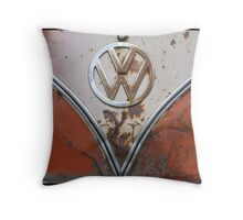VW Determined  Throw Pillow