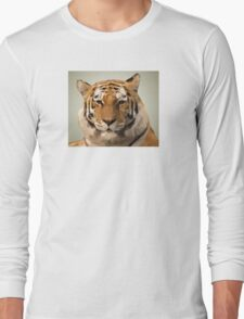 Polygon Tiger Long Sleeve T-Shirt