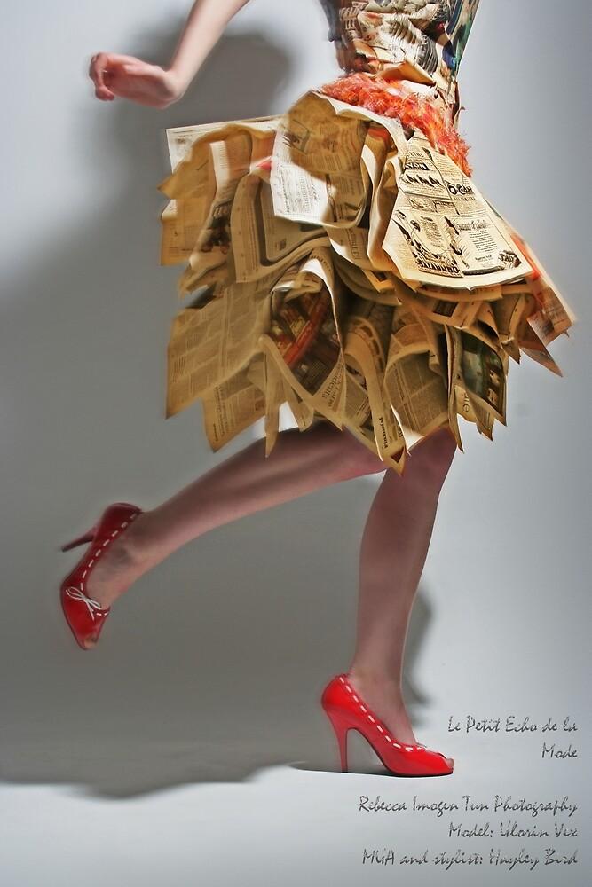 Le Petit Echo de la Mode by Rebecca Tun