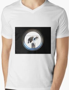 Ahoy Honey Mens V-Neck T-Shirt