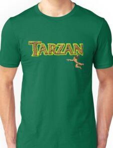 Tarzan Jungle Man Unisex T-Shirt