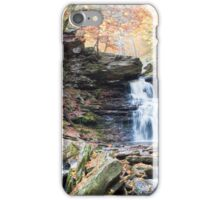 River Runs Through  It iPhone Case/Skin