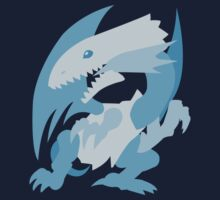 Blue-Eyes White Dragon vector by Gefemon2