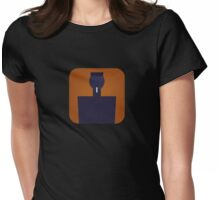 There's an app for that Nightclubbing Womens Fitted T-Shirt