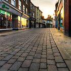 Finkle Street, Richmond by English Landscape Prints