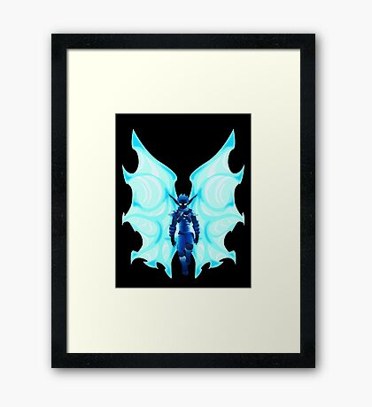 Light Jak Framed Print