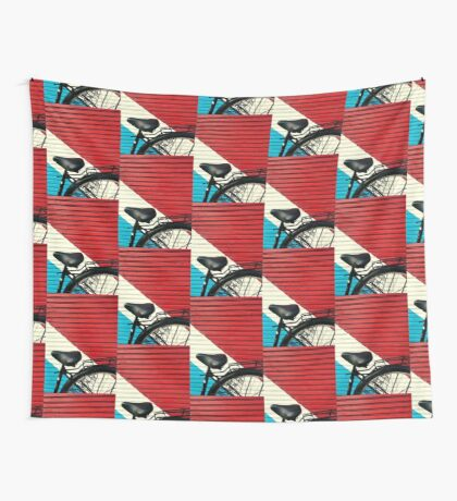 BikeLife Japan Wall Tapestry