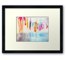 listeme Framed Print