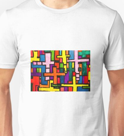Colours Many of Christ 2 Unisex T-Shirt
