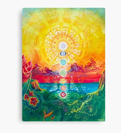 Sol Vibes Canvas Print