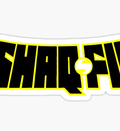 Shaq Fu Sticker