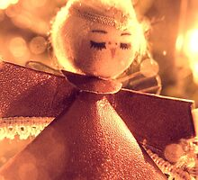 Angel on Christmas Tree by ACappellari