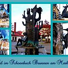 Weil im Schönbuch ~ Brunnen am Marktplatz by ©The Creative  Minds