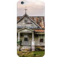 Tin Roof......RUSTED!  iPhone Case/Skin