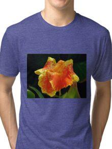 Beautiful Turkish Flower........ Tri-blend T-Shirt