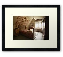 Ming Mansion Framed Print