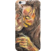 Mary's Kiss iPhone Case/Skin