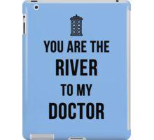 River+Doctor iPad Case/Skin