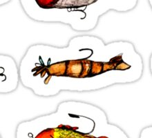Lures Sticker