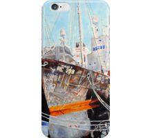 Icelandic Docks iPhone Case/Skin