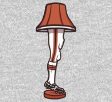 Cleveland Leg Lamp Kids Clothes