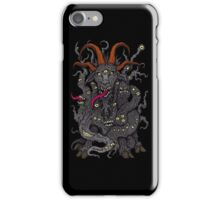 Black Goat of the Woods iPhone Case/Skin