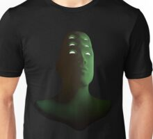 Staring into the abyss Unisex T-Shirt