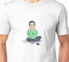 Young Jimmy Fallon Unisex T-Shirt