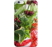Winter Flowers iPhone Case/Skin