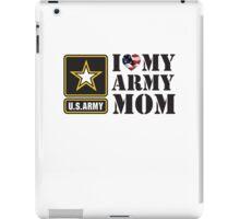 I LOVE MY ARMY MOM - 2 iPad Case/Skin