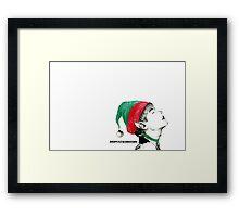 Merry Christmas (ver.3) Framed Print