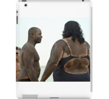 Mud Glorious Mud iPad Case/Skin