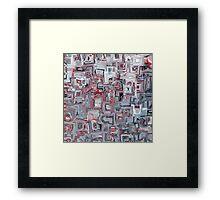klimtism Framed Print
