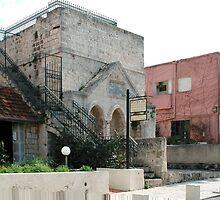 Synagogue In Zichron by Michael Redbourn