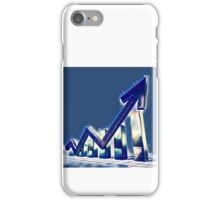 Moving up at night iPhone Case/Skin