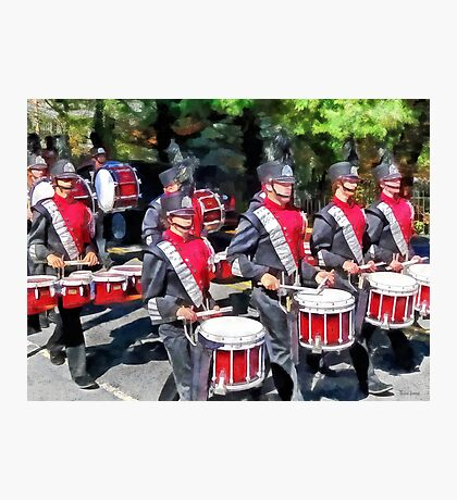 Drum Section Photographic Print