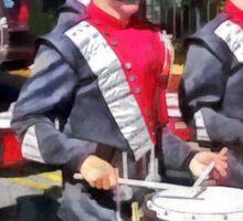 Drum Section Sticker