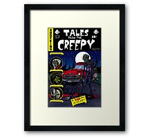 Tales From The Creepy Framed Print