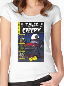 Tales From The Creepy Women's Fitted Scoop T-Shirt
