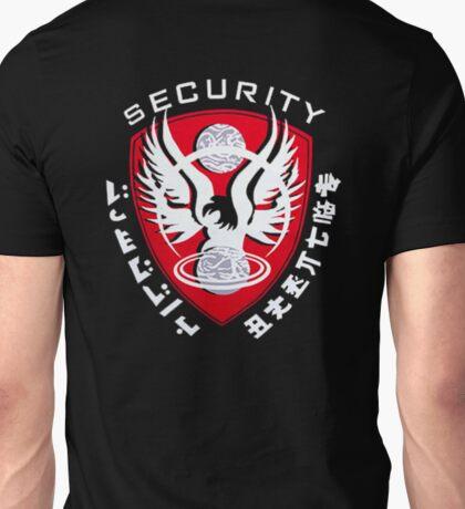 Firefly Alliance Security Unisex T-Shirt