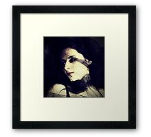 Portrait 681 Framed Print