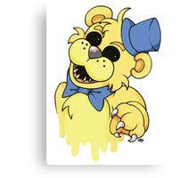 *NEW* Golden Freddy Canvas Print