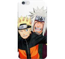 Naruto & Jiraiya iPhone Case/Skin