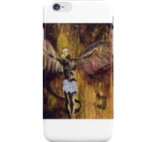 Icarus and Demon iPhone Case/Skin
