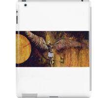 Icarus and Demon iPad Case/Skin