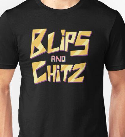 Blips and Chitz I Unisex T-Shirt