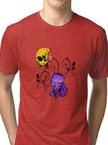 Life and Death Tri-blend T-Shirt