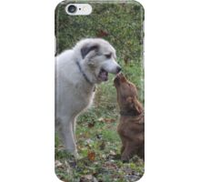 I Wuv YOU Uncky  iPhone Case/Skin